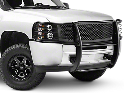 Brush Guards & Grille Guards 2007-2013