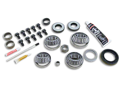Differential Accessories 2007-2013