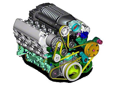 Silverado Engine