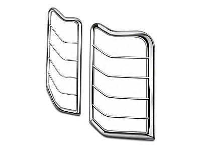 Silverado Exterior Trim 1999-2006