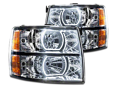 Silverado Headlights 2007-2013