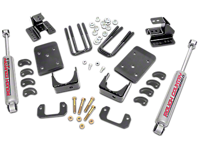 Silverado Lowering Kits 1999-2006