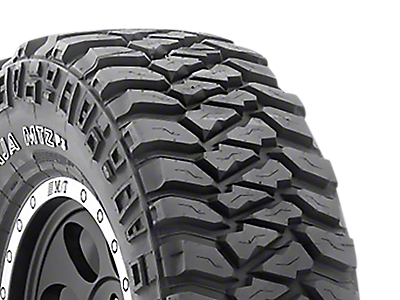 Mud-Terrain Tires 1999-2006