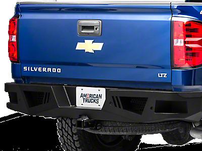 Silverado Rear Bumpers 2007-2013