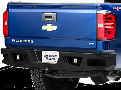 Rear Bumpers 2014-2018