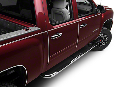 Side Step Bars & Running Boards 1999-2006
