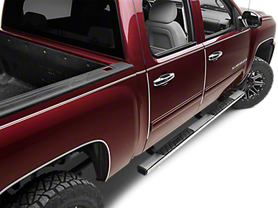 Side Step Bars & Running Boards 2007-2013