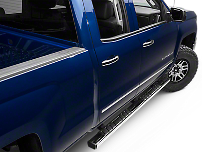 Side Step Bars & Running Boards<br />('14-'18 Silverado)
