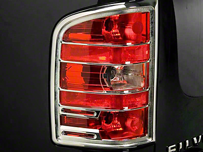 Silverado Tail Lights 2007-2013