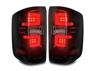 Silverado Tail Lights 2014-2018