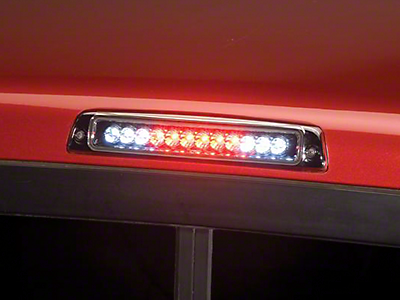 Silverado Third Brake Lights 2007-2013