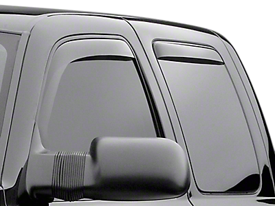 Ram 1500 Wind Deflectors & Rain Guards Shop All