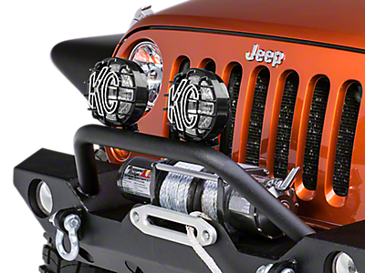 Wrangler Halogen & HID Lighting