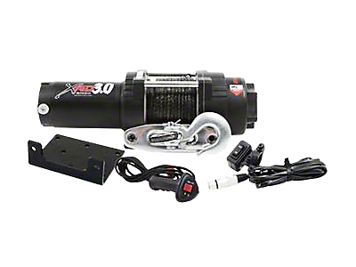 3000-7500 lb Winches 1987-1995 YJ