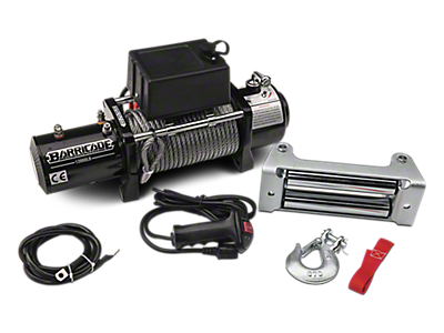 Jeep 12000+ Pound Winches 1987-1995 YJ