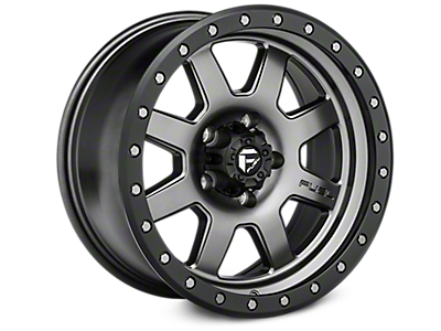 "Jeep 17"" Wheels"