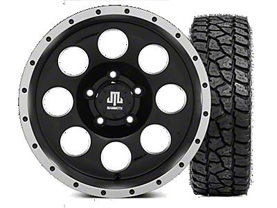 Wrangler Wheels & Tires