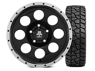 "37"" Wheel & Tire Kits<br />('07-'18 Wrangler)"
