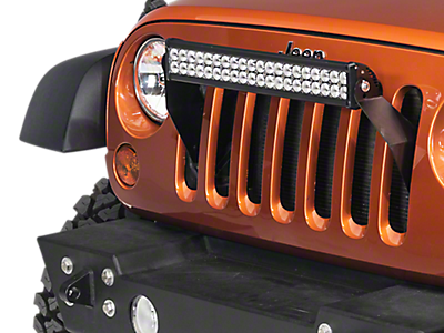 Wrangler Auxiliary & Off-Road Lighting