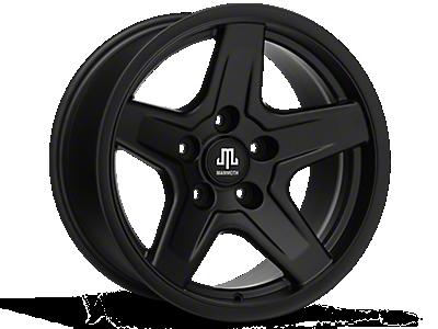 Black Wheels<br />('87-'95 Wrangler)