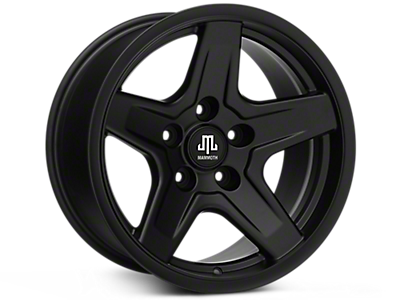 Jeep Black Wheels