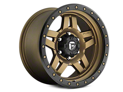 Jeep Bronze Wheels