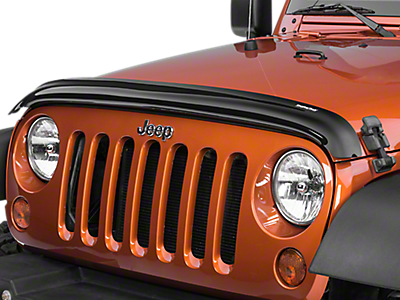 Bug Deflectors & Window Visors 2007-2018 JK