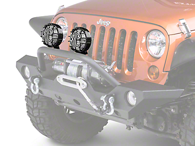 Bumper Mounted Lights<br />('07-'16 Wrangler)