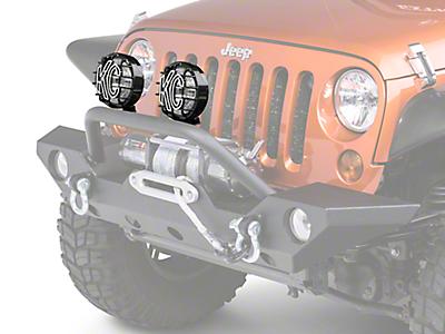 Jeep Bumper Mounted Lights 2007-2018 JK