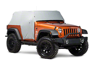 Cab Covers 2007-2018 JK