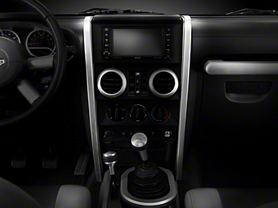 Jeep Interior Trim