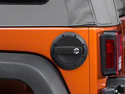 Fuel Doors & Gas Caps 2007-2018 JK