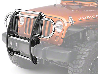Grille Guards<br />('07-'16 Wrangler)