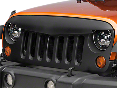 Jeep Grille Inserts & Overlays 2007-2018 JK