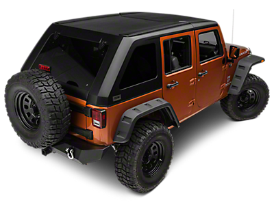 Jeep Hard Top Accessories 2018-2019 JL