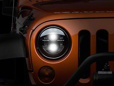 Wrangler Headlights