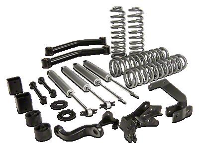 Wrangler Lift Kits