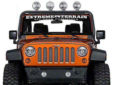 Wrangler Light Bars & Mounts 2018-2019 JL