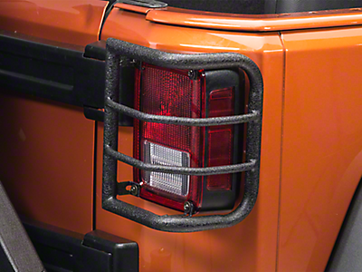 Light Guards & Covers<br />('07-'17 Wrangler)