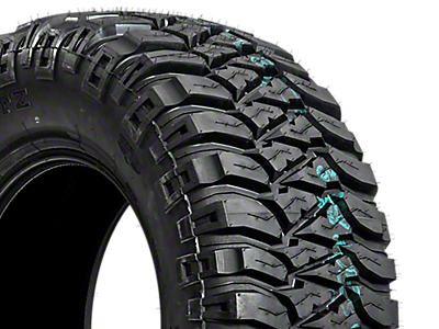 Jeep Mud Terrain Tires