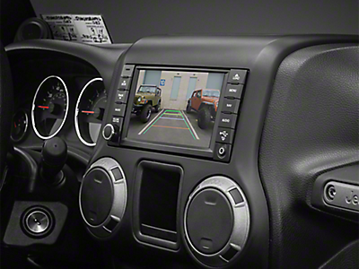 Navigation Systems<br />('07-'16 Wrangler)