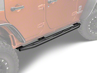 Rock Sliders & Rocker Guards<br />('07-'17 Wrangler)