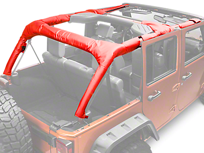 Roll Bars & Cages<br />('07-'16 Wrangler)