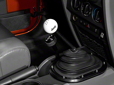 Shift Knobs<br />('07-'18 Wrangler)