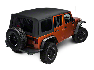 Jeep Replacement Style Soft Tops 2007-2018 JK
