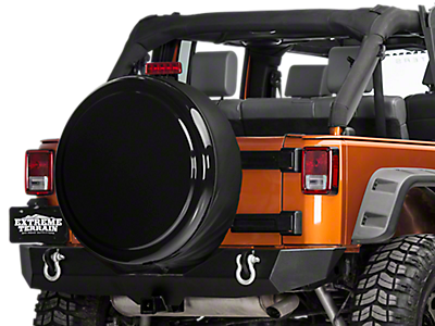 Spare Tire Covers<br />('07-'17 Wrangler)