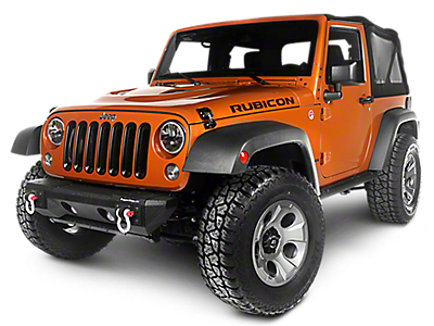 Jeep Complete Styling Kits