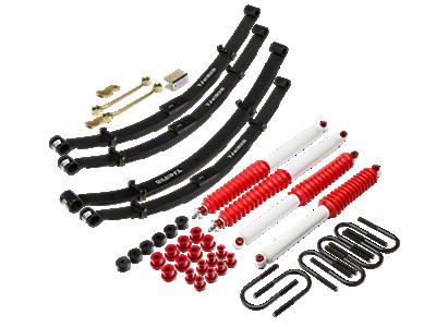 """4-4.5"""" Lift Kits<br />('07-'17 Wrangler)"""
