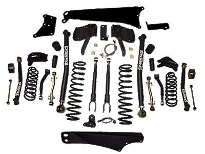 Jeep Long Arm Upgrade Kits