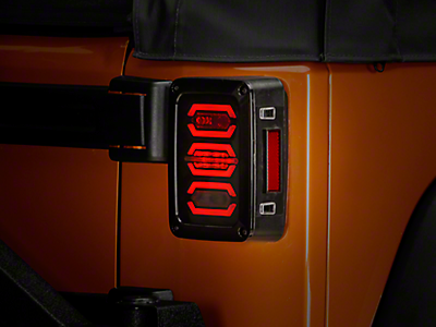 Jeep Tail Lights 2018-2019 JL